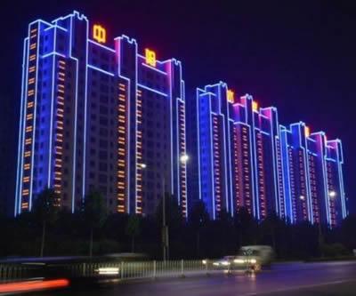 LED-Neon-Flex-for-Building-Exterior